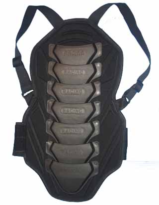 Nexo Sports - Back Protector 7 links