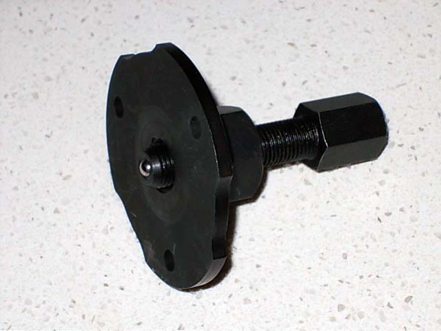 Blata clutch removal tool