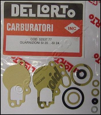 Dellorto SI gasket kit