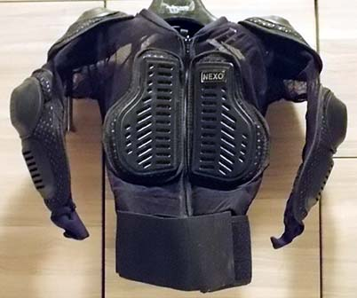 Nexo Sports Kids Full body protector