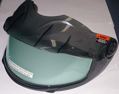 Shark helmet double visor shield S600 S650 S700 S800 S900 snowmobile on sale