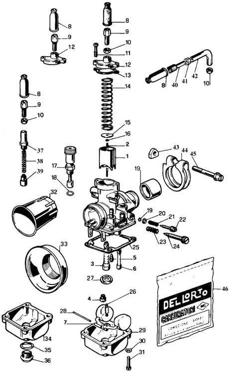 PHBG Parts Diagram