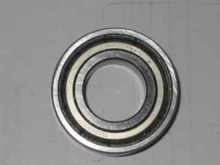 SKF Clutch bearing 6003-2Z